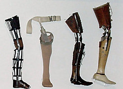Terminator Prosthetic Leg