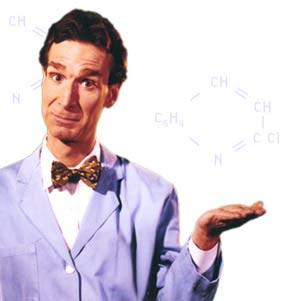 Bill Nye the Science Guy =)
