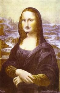 Mona Lisa?