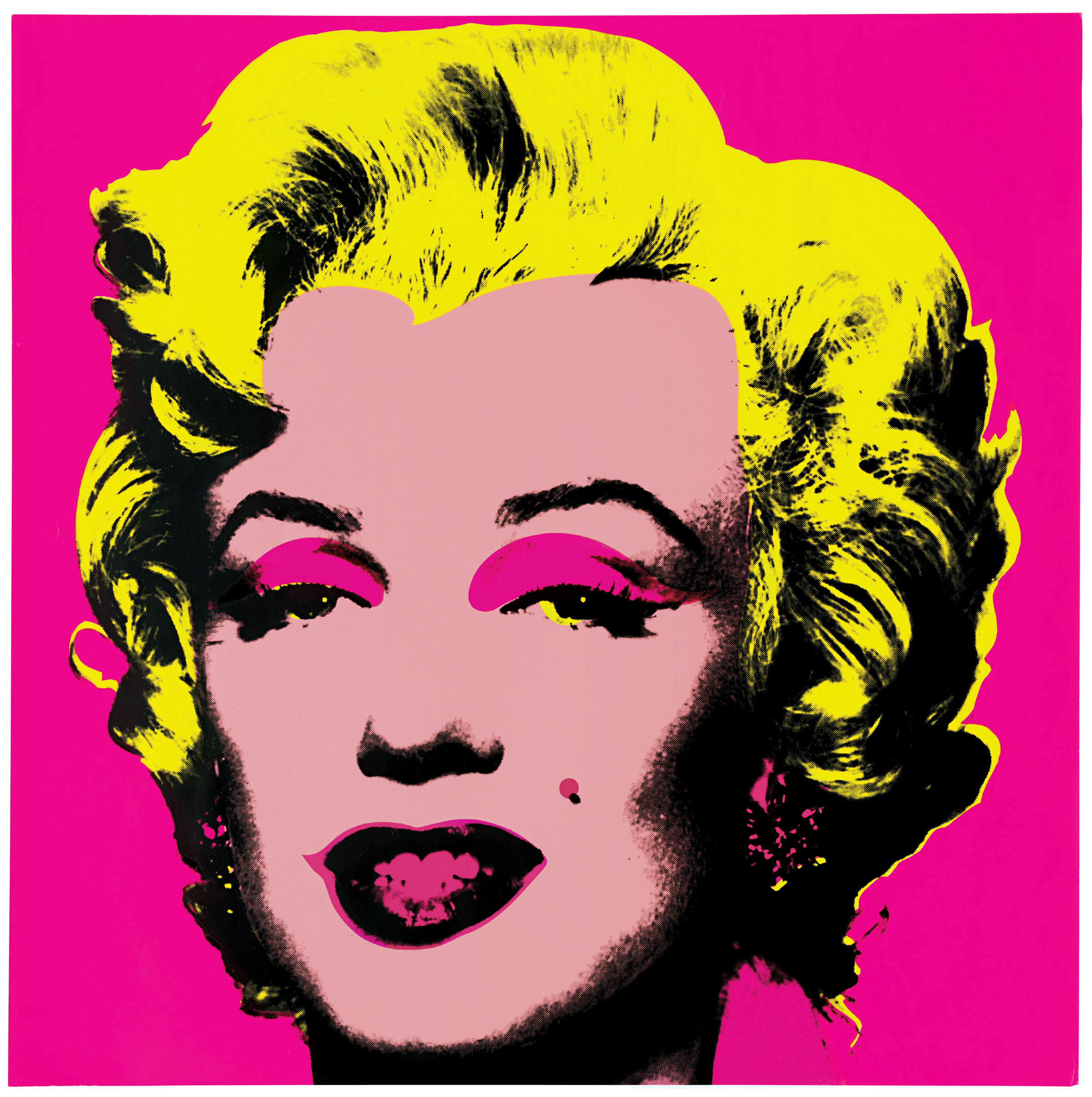 andy warhol wallpaper marilyn monroe art print wallpaper pictures. Black Bedroom Furniture Sets. Home Design Ideas